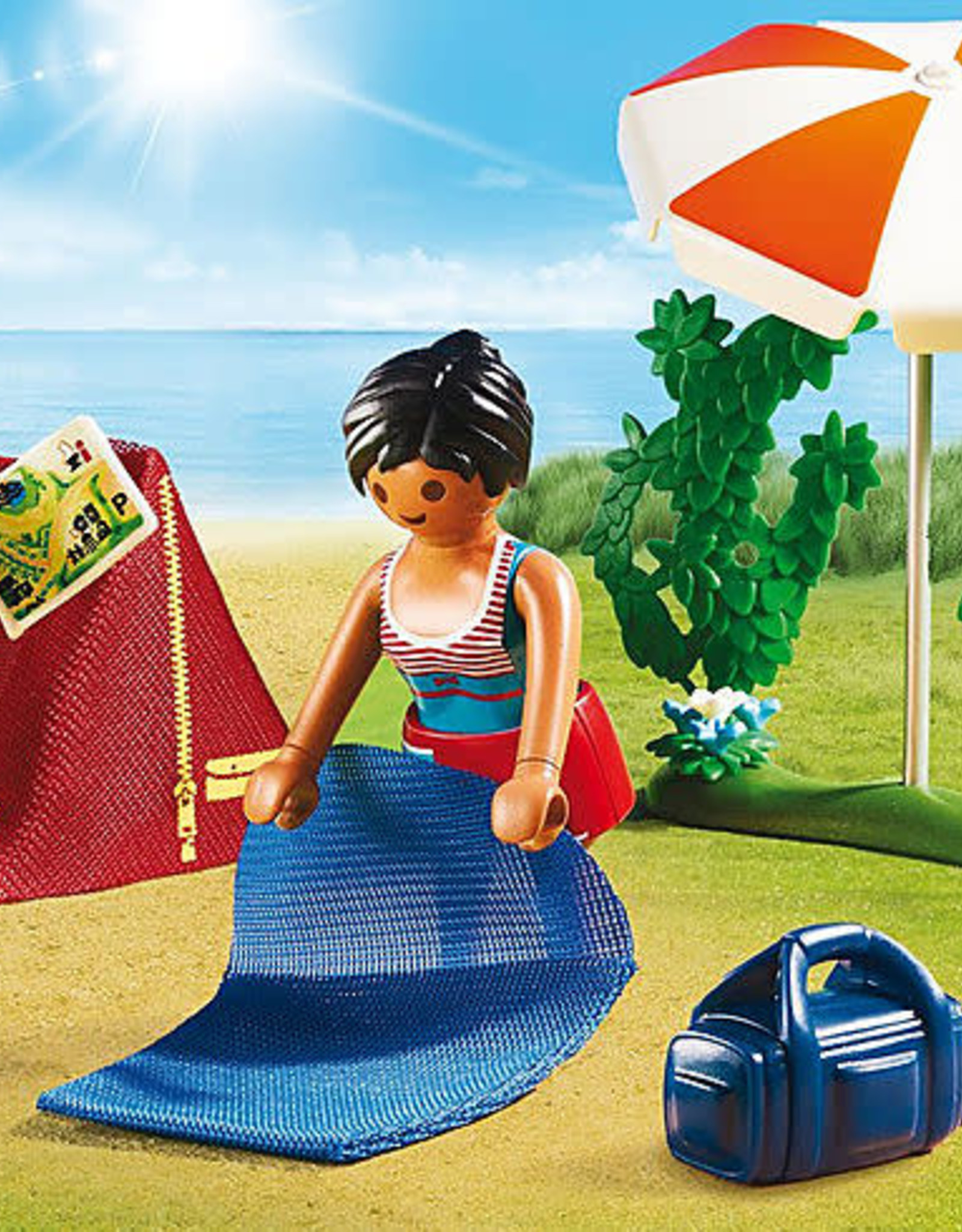 Playmobil PM Large Campground