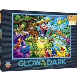 Master Pieces 60pc Glow in Dark Abracadabra