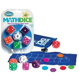 ThinkFun Math Dice Jr 6+