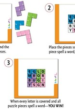 ThinkFun Brain Fitness Word Search Puzzle