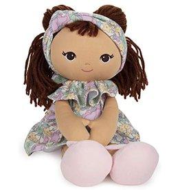 Gund Toddler Doll Green Garden Dress