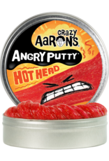 Crazy Aarons Putty Angry Hot Head