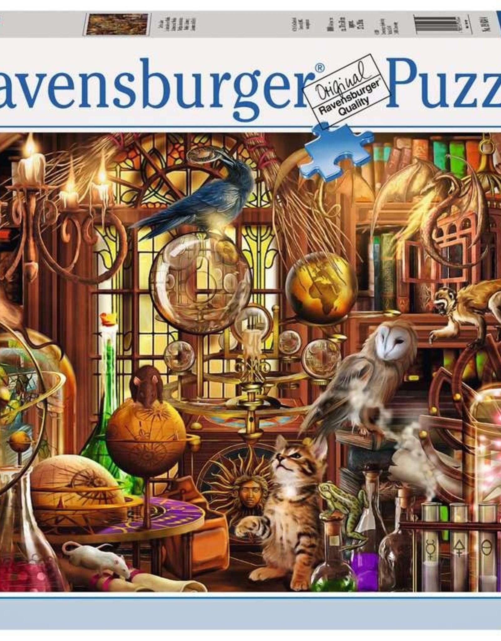 Ravensburger 1000pc Merlin's Labratory