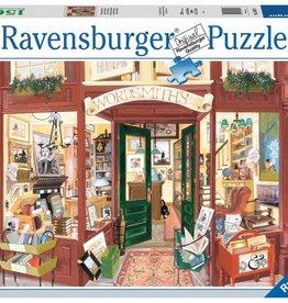 Ravensburger 1500pc Wordsmith's Bookshop