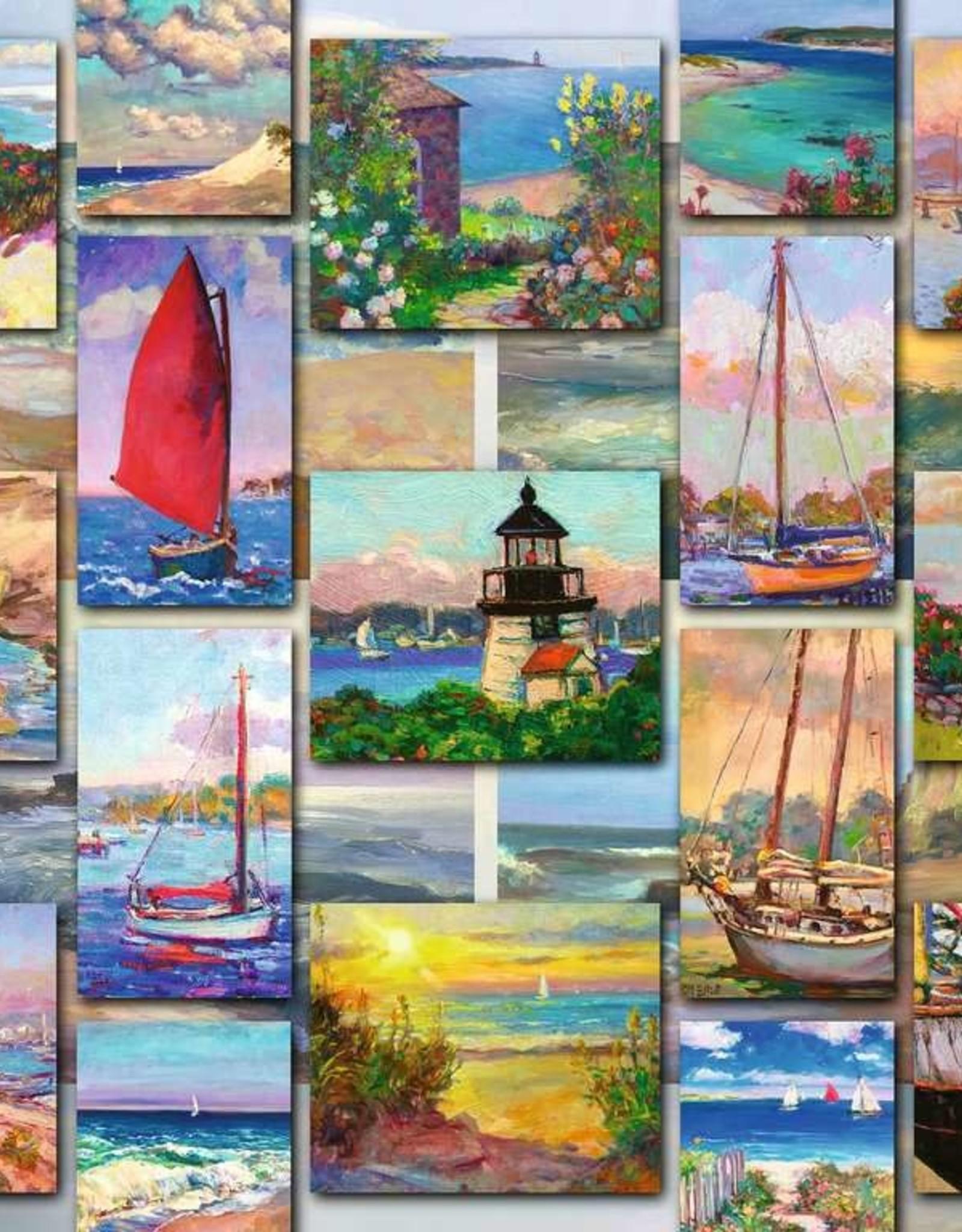 Ravensburger 1500pc Coastal Collage