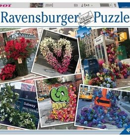 Ravensburger 1000pc NYC Flower Flash