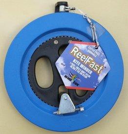 WindnSun ReelFast Winder 80 lb Blue