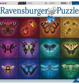 Ravensburger 1000pc Winged Things