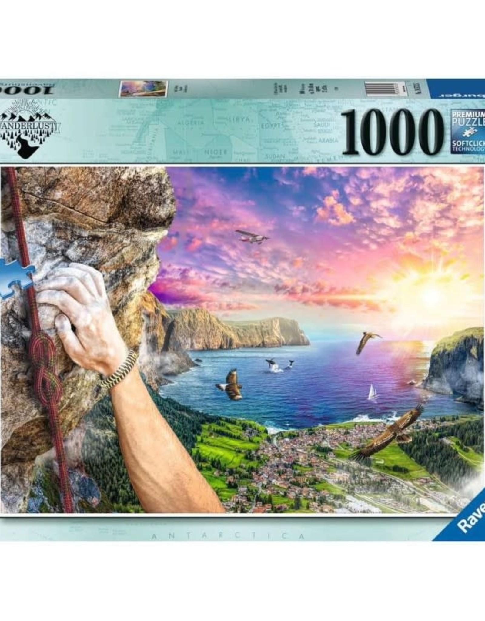 Ravensburger 1000pc Rock Climbing