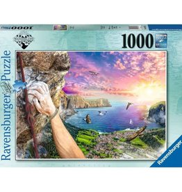 Ravensburger 1000pc Rock Climbing