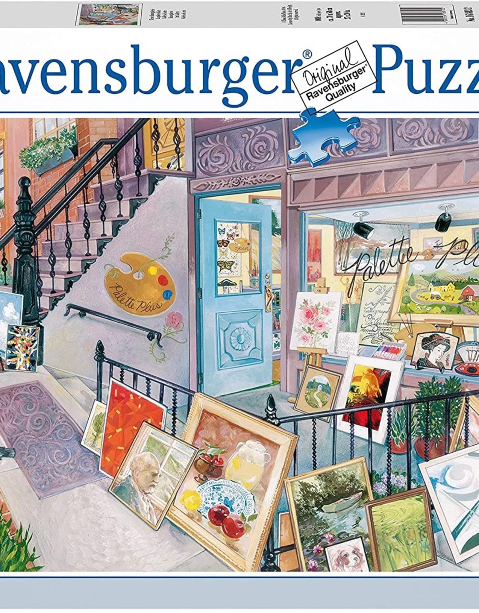 Ravensburger 1000pc Art Gallery