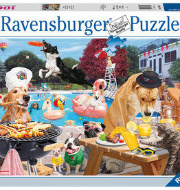 Ravensburger 1000pc Dog Days of Summer