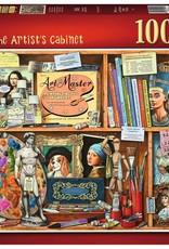 Ravensburger 1000pc Artist's Cabinet