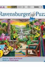 Ravensburger 750pc Tropical Retreat LG