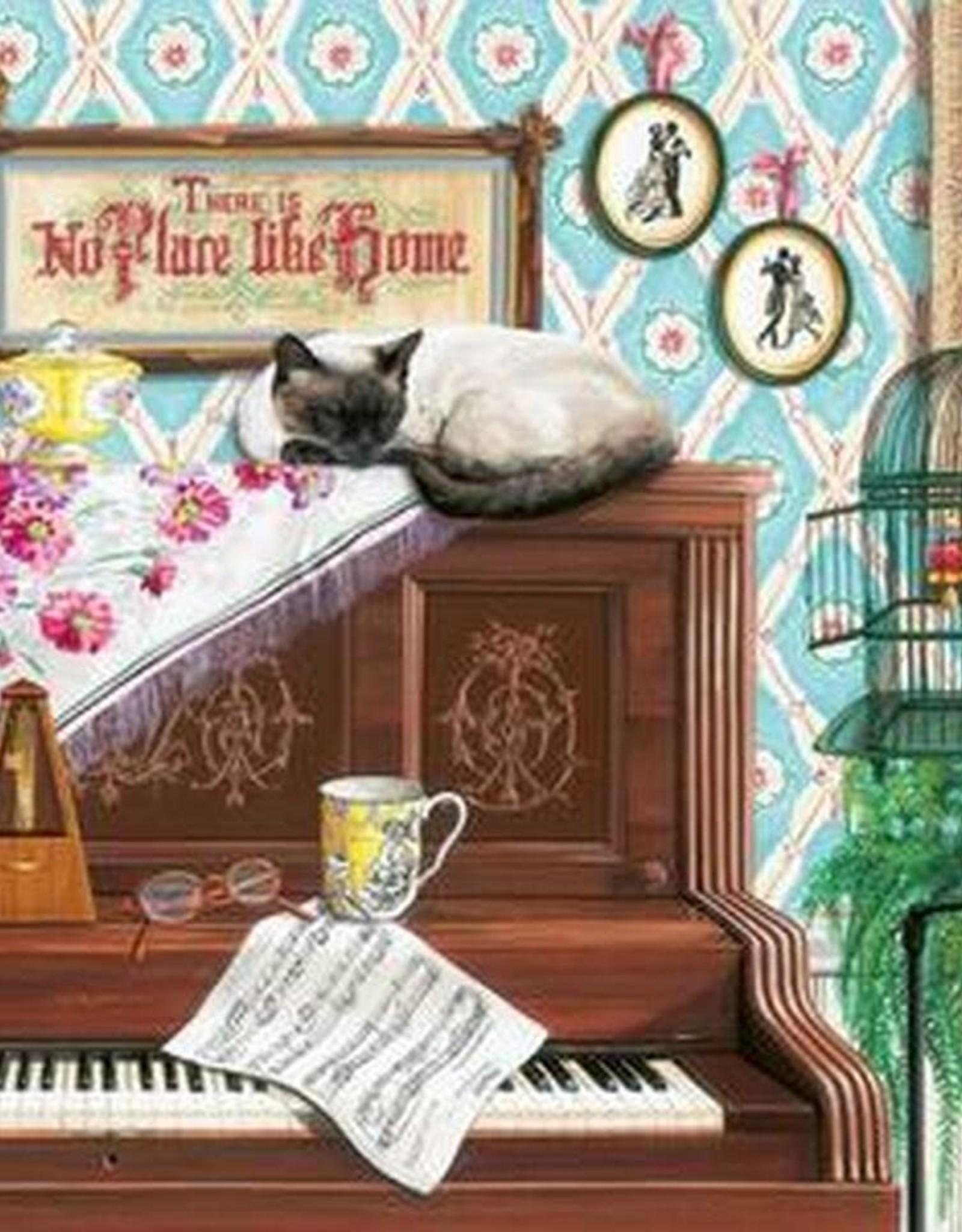Ravensburger 750pc Piano Cat LG