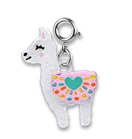 Charm It Charm Glitter Llama