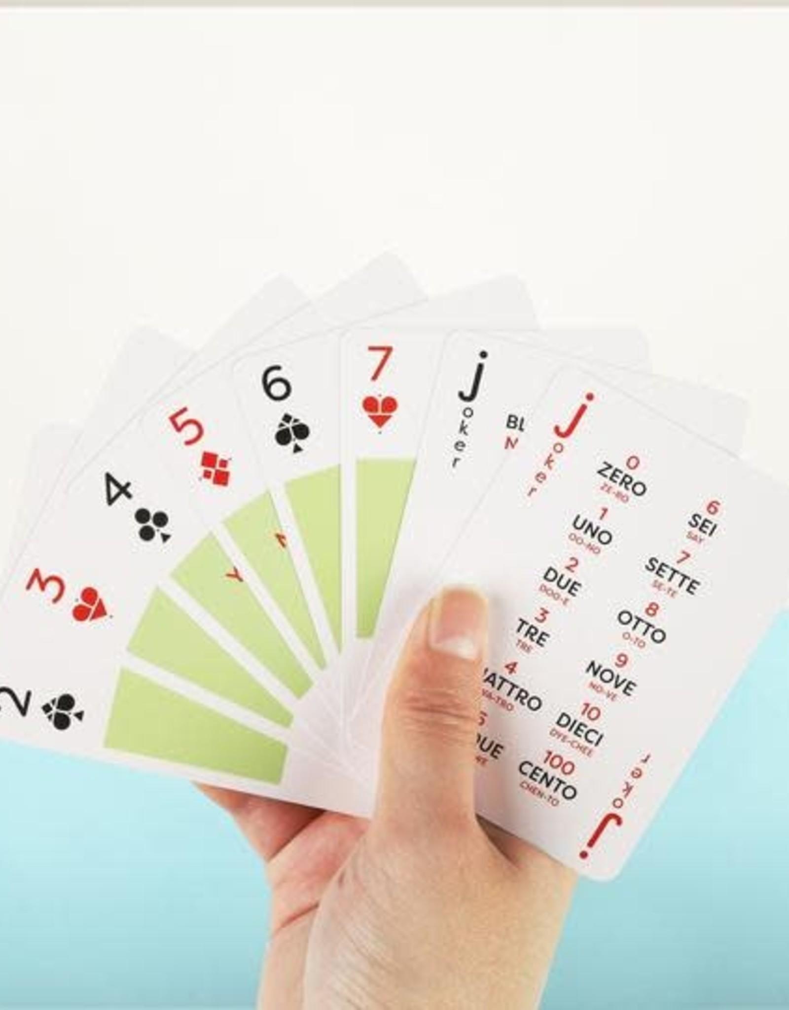 Lingo Lingo Cards Italian