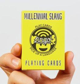 Lingo Lingo Cards Millennial Slang