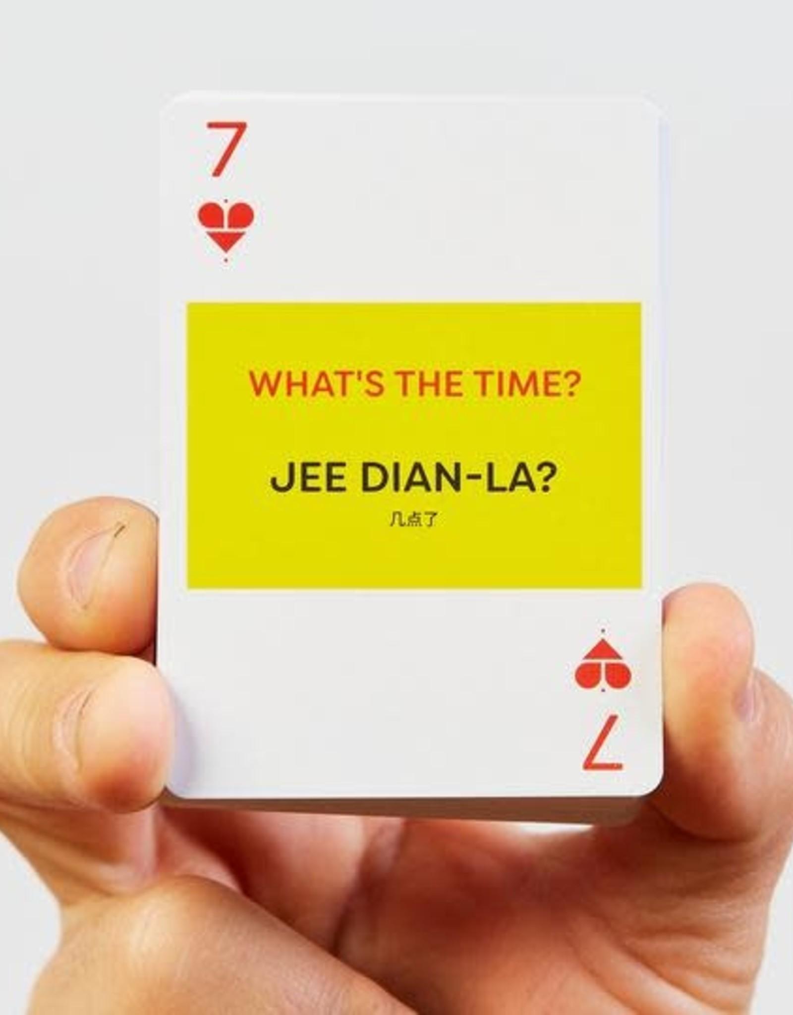 Lingo Lingo Cards Mandarin