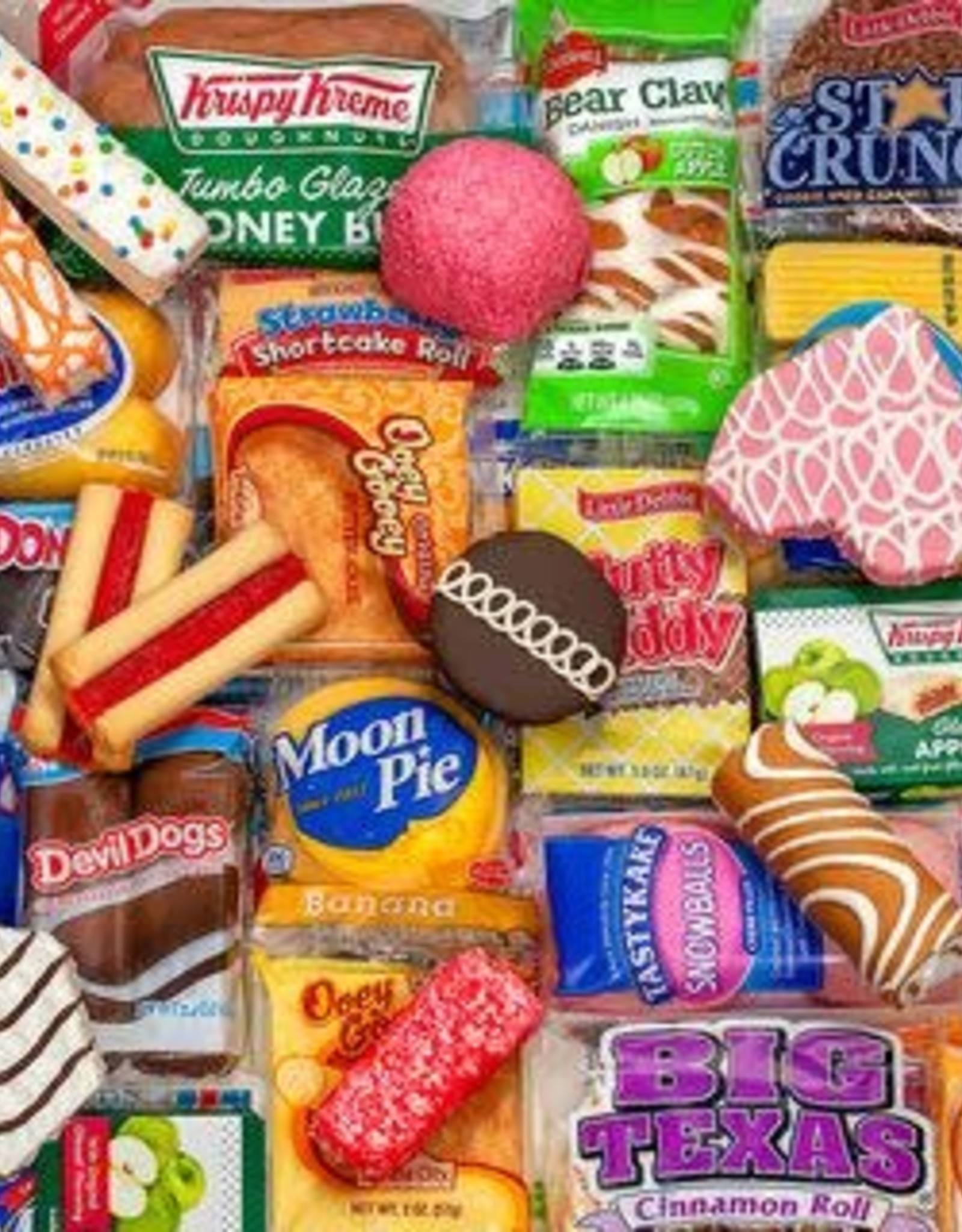 Springbok 500pc Snack Treats