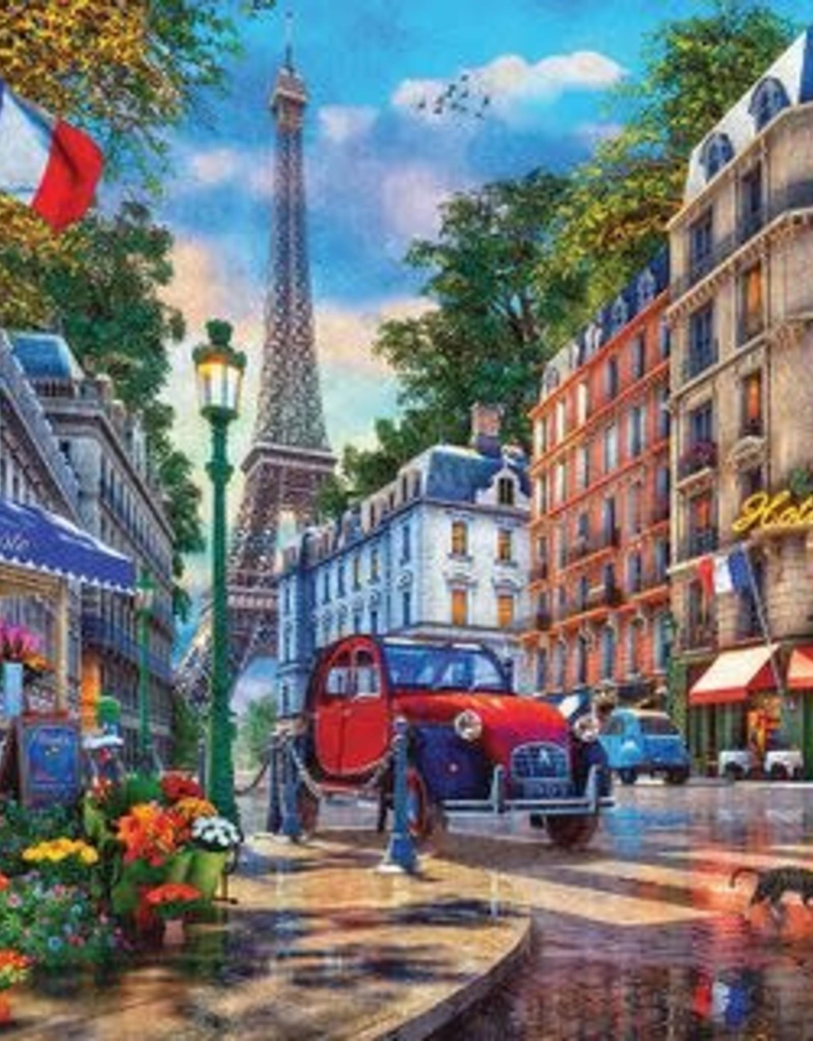 Springbok 1000pc Paris Street Life