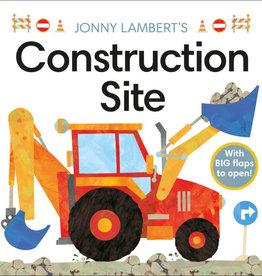 Penguin Random House Construction Site Flap Book