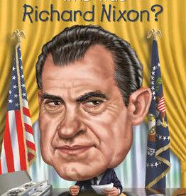 Who HQ Who Was Richard Nixon