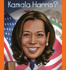 Who HQ Who Is Kamala Harris