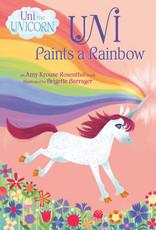 Penguin Random House Uni Unicorn Paints a Rainbow