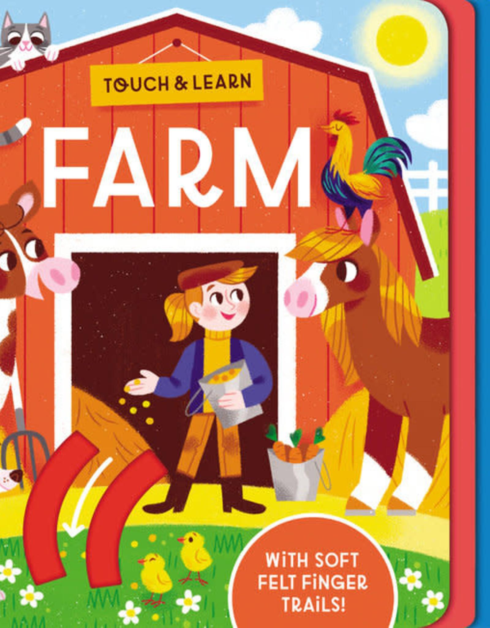 Penguin Random House Touch and Learn Farm
