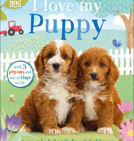 Penguin Random House I Love My Puppy