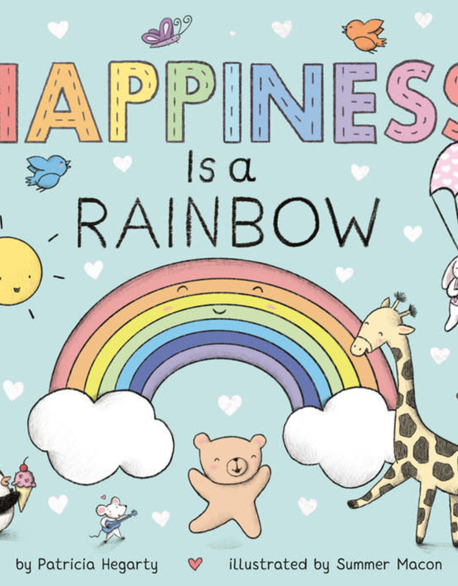 Penguin Random House Happiness is a Rainbow
