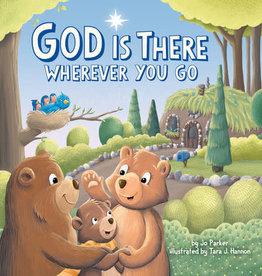 Penguin Random House God Is There Wherever You Go