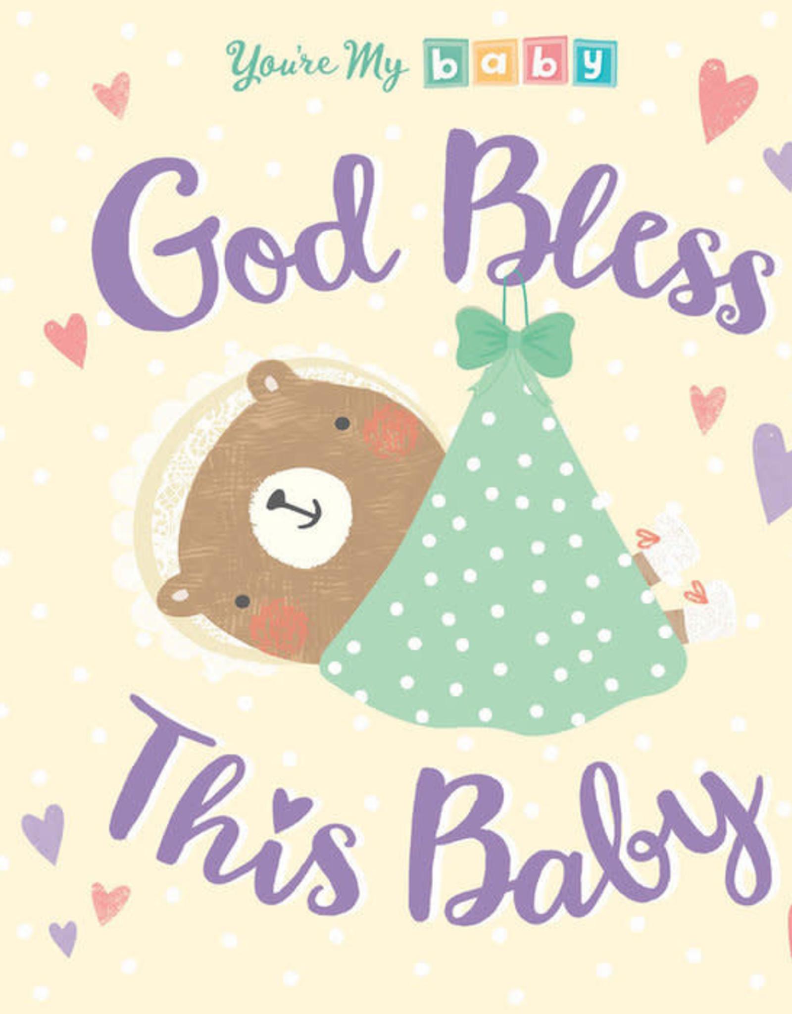Penguin Random House God Bless This Baby