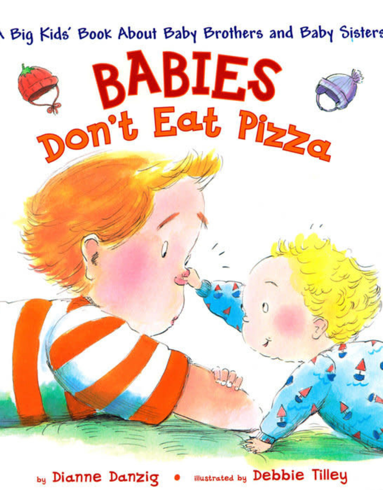 Penguin Random House Babies Don't Eat Pizza