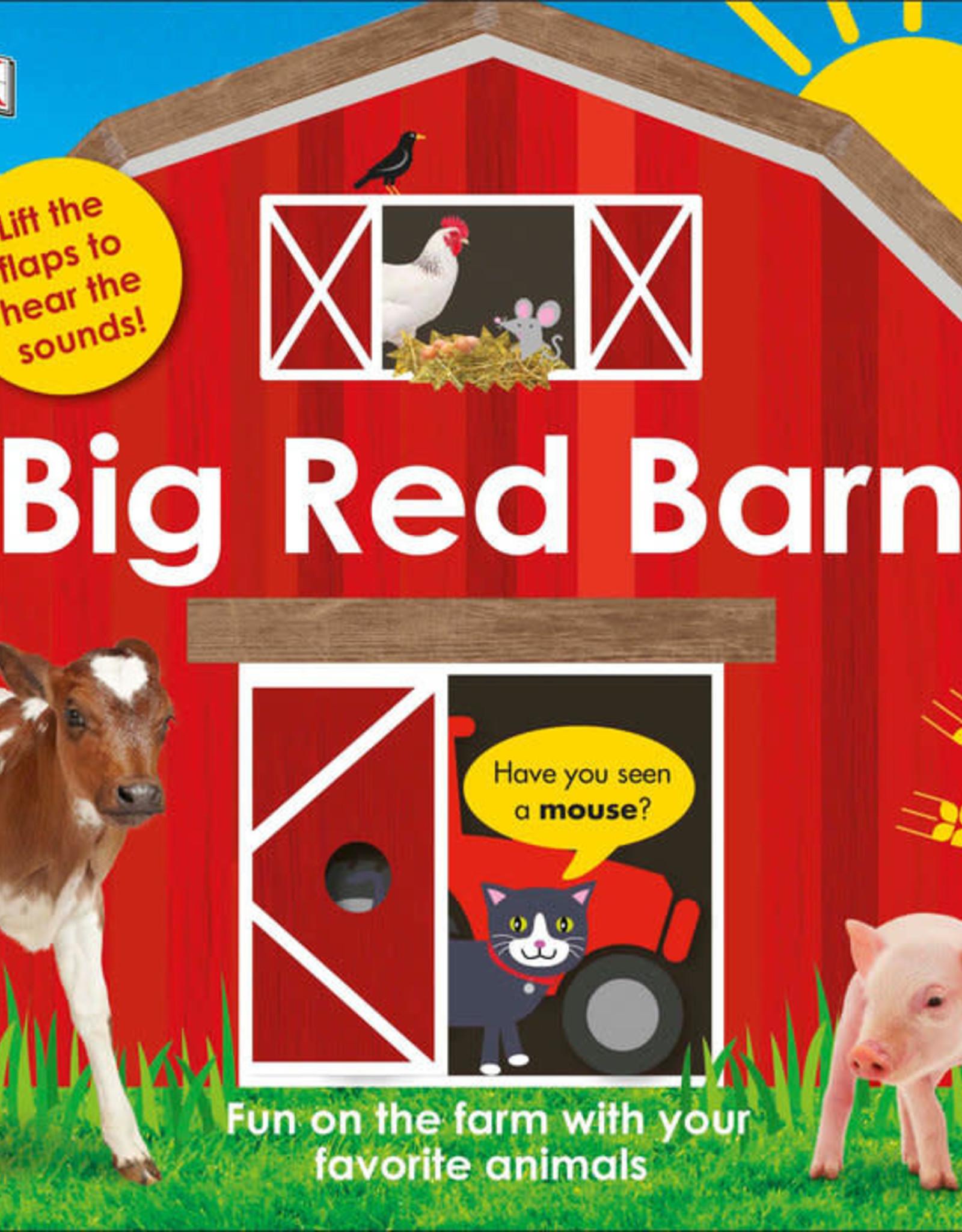 Penguin Random House Sound Book Big Red Barn