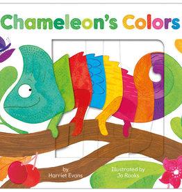 Penguin Random House Chameleon's Colors