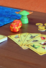 Blue Orange Dragon Market Game