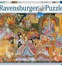 Ravensburger 2000pc The Glass Slipper