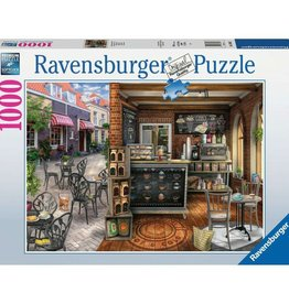 Ravensburger 1000pc Quaint Cafe