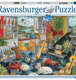 Ravensburger 500pc The Music Room
