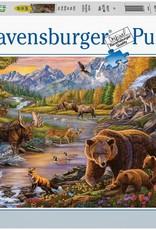 Ravensburger 500pc Wilderness LG