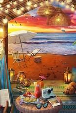 Ravensburger 500pc Cozy Cabana LG