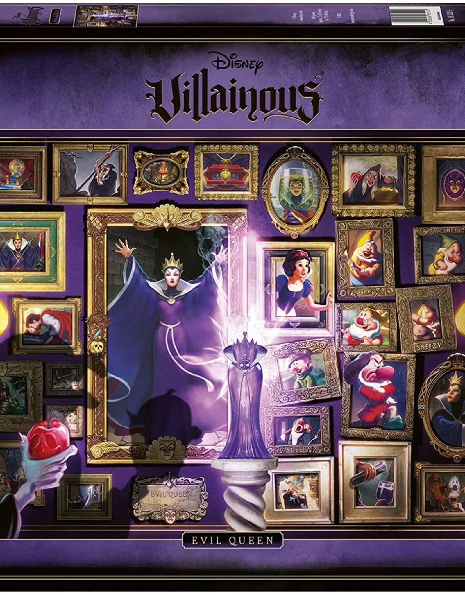 Ravensburger 1000pc Villainous Evil Queen