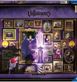 Ravensburger 1000pc Villainous Evil Queen