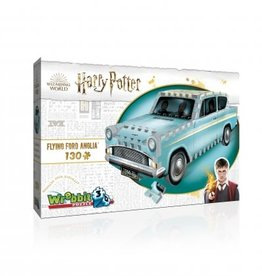 Wrebbit 130pc 3D Flying Ford Anglia