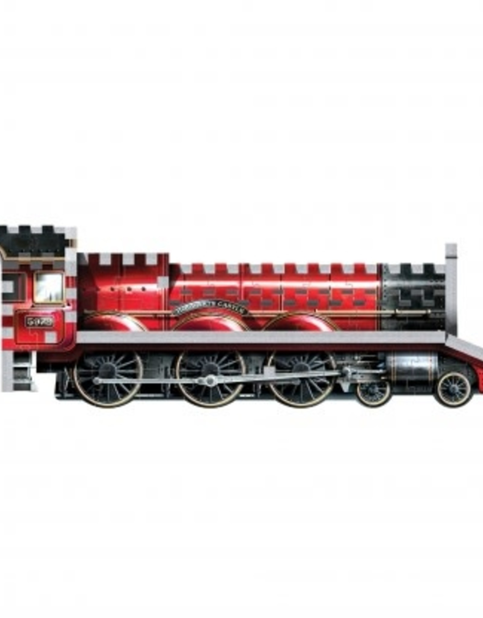 Wrebbit 155pc 3D Mini Hogwarts Express