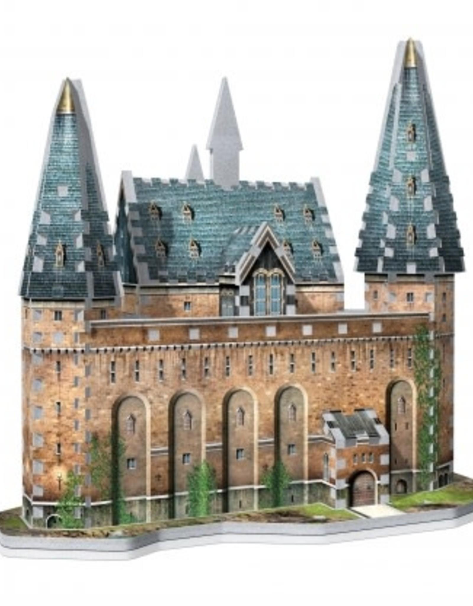 Wrebbit 420pc 3D Hogwarts Clock Tower