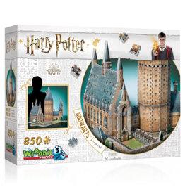 Wrebbit 850pc 3D Hogwarts Great Hall