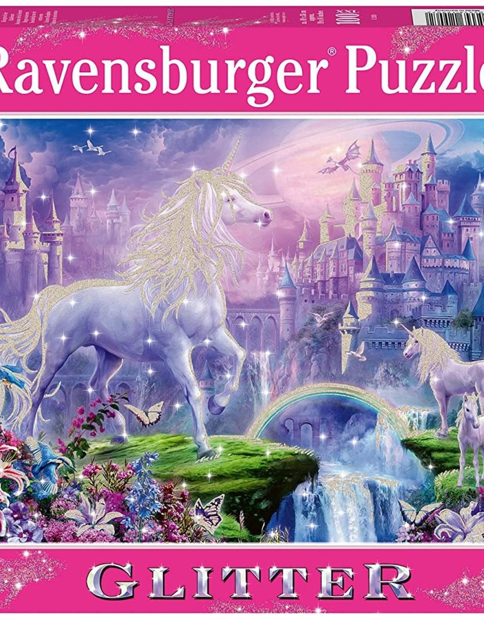 Ravensburger 100pc Glitter Unicorn